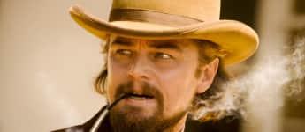 "Leonardo Dicaprio in ""Django Unchained"""