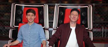 The Voice Kids; Florian Sump und Lukas Nimscheck; Deine Freunde