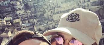 Manuel Neuer und Nina Neuer