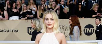 Margot Robbie, SAG Awards, Los Angeles, I, Tonya