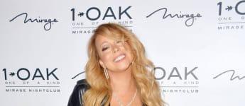 Mariah Carey im Nachtclub 1 Oak in Las Vegas