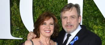 Marilou York und Mark Hamill Star Wars Luke Skywalker