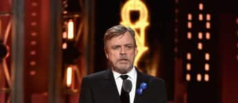 Mark Hamill ehrt Carrie Fisher mit Tribut