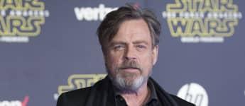 """Mark Hamill auf der """"Star Wars: Episode VII - Das Erwachen der Macht""""-Premiere"""