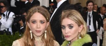 Mary-Kate und Ashley Olsen erneut mega dürr bei der Met Gala 2017