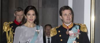 Mary und Frederik von Dänemark