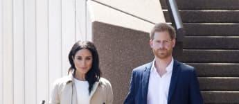 Herzogin Meghan und Prinz Harry