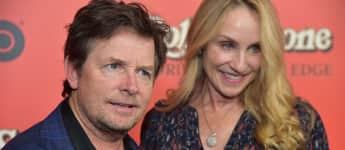 Michael J Fox Tracy Pollan Frau Parkinson