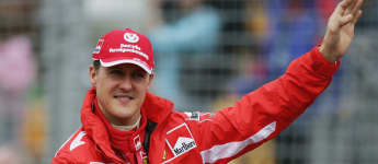 Michael Schumacher Hall of Fame Formel 1 Legende