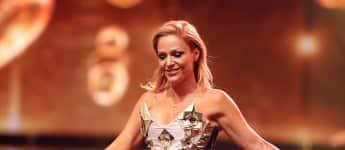 Schlagerstar Michelle als Jurorin, hier bei der ersten DSDS-Event-Show