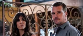 """Daniela Ruah und Chris O'Donnell bei """"NCIS: L.A."""""""