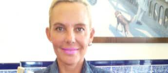 Natascha Ochsenknecht zeigt ihre Nagellack-Kollektion
