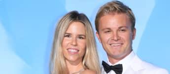 Nico Rosberg und seine Frau Vivian