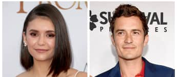 Nina Dobrev Orlando Bloom daten