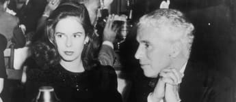 Oona O'Neill und Charlie Chaplin