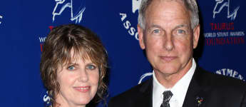 Pam Dawber and Mark Harmon World Stunt Awards 2016