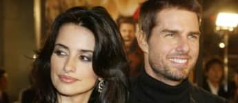 Penelope Cruz und Tom Cruise waren einst ein Paar