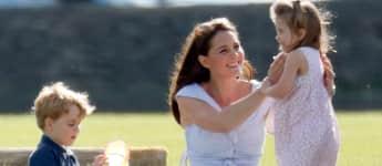 Herzogin Kate, Prinz George und Prinzessin Charlotte