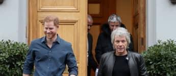 Prinz Harry Bon Jovi