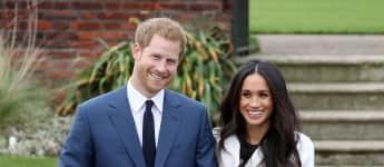 Prinz Harry und Meghan Markle haben ihre Verlobung bekanntgegeben