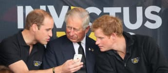 Prinz William Prinz Charles Prinz Harry