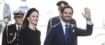 Prinzessin Sofia von Schweden und Prinz Carl Philip von Schweden
