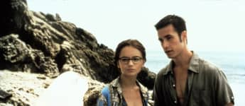 "Rachael Leigh Cook and Freddie Prinz Jr. in ""She's All That"""