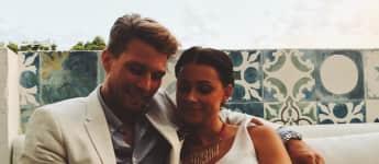 Raul Richter und seine Freundin Jessica