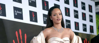 Rihanna Diamond Ball 2015