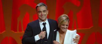 Robbie Williams Helene Fischer Foto