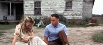 """Robin Wright und Tom Hanks in """"Forrest Gump"""""""