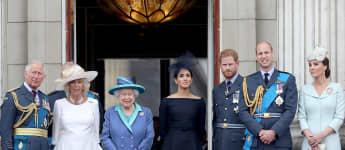 """""""Traurigkeit"""" in der königlichen Familie wegen Herzogin Meghans Fehlgeburt"""