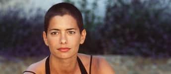 Schauspielerin Sandra Speichert im Jahr 1999