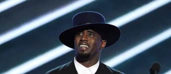 "Sean Combs alias P. Diddy bei ""Billboard Music Awards"" 2017"