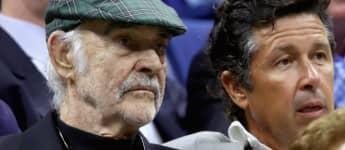 Sean Connery (1930-2020) Familiengeburtstag Bild 2019 endgültige Auftritte im Jahr 2017