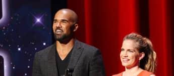 Shemar Moore und Anna Chlumsky verkünden die Emmy-Nominierten 2017