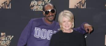 Snoop Dogg und Martha Stewart bei den MTV Movie Awards 2017