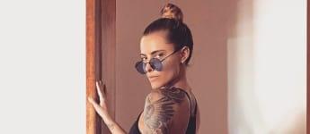 Sophia Thomalla zeigt sich sexy auf Instagram