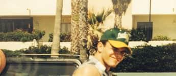 Steffen Henssler vor 23 Jahren