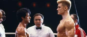 Sylvester Stallone und Dolph Lundgren