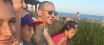 Chester Bennington Linkin Park Tod Talinda