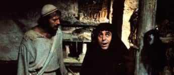 "Terry Jones als ""Brians"" Mutter in ""Das Leben des Brian"", Monty Python, Life of Brian"