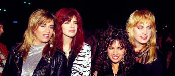 "The Bangles ""Eternal Flame"""