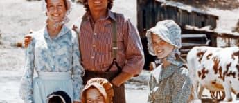 """The """"Little House on the Prairie"""" cast"""