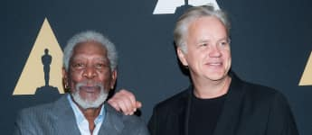 Tim Robbins and Morgan Freeman starred in Shawshank Redemption