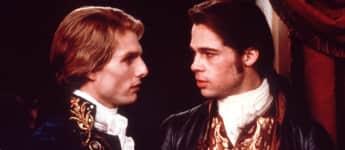 """Tom Cruise und Brad Pitt in """"Interview mit einem Vampir"""""""
