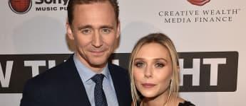 """Tom Hiddlestone und Elizabeth Olsen gemeinsam auf der Premiere zu """"I Saw The Light"""""""