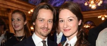 Tom Schilling und Anni Mosebach sind ein schönes Paar