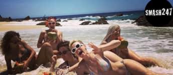 Katy Perry im Bikini