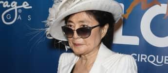"Yoko Ono bei ""The Beatles LOVE by Cirque du Soleil"""
